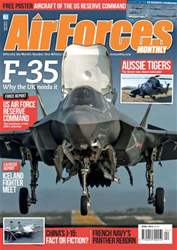 AirForces Monthly issue April 2014