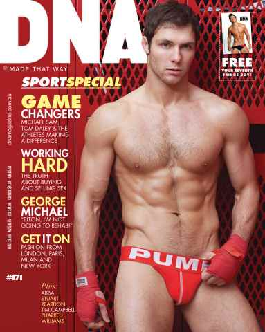 DNA Magazine issue #171 - Sports Issue