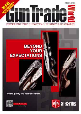 Gun Trade World issue Apr-14