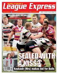 League Express issue 2906