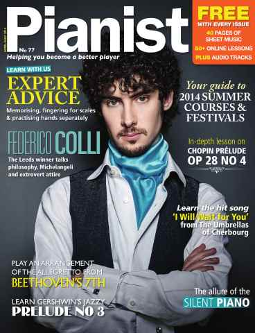 Pianist issue Pianist 77 April-May