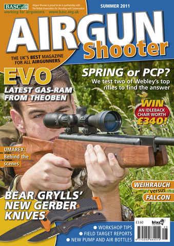 Airgun Shooter issue Summer 2011