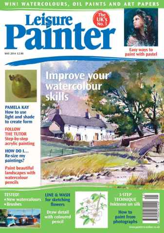 Leisure Painter issue May-14
