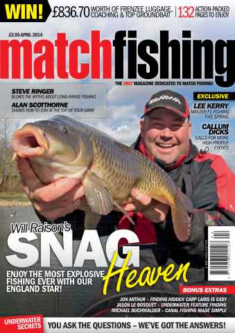 Match Fishing issue Apr-14
