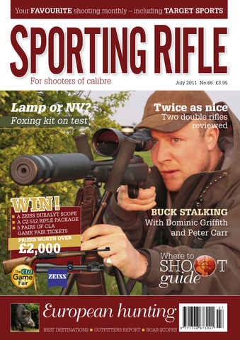 Sporting Rifle issue 66