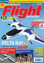 Quiet & Electric Flight Inter issue April 2014