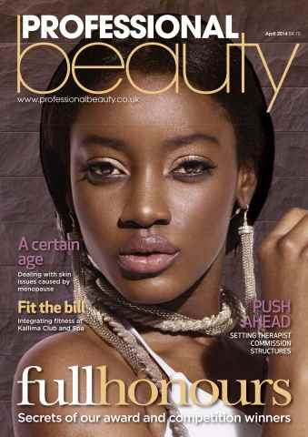 Professional Beauty issue Professional Beauty April 2014