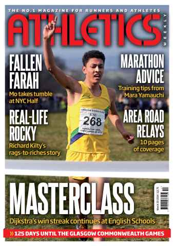 Athletics Weekly issue 20/03/2014