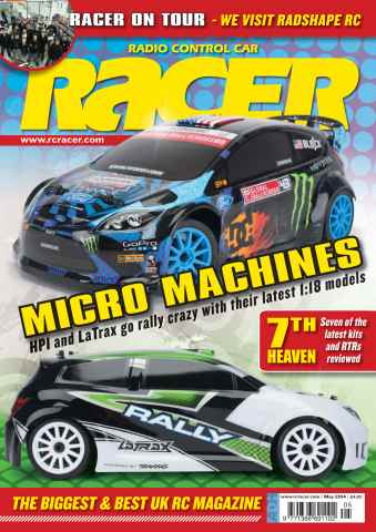 Radio Control Car Racer issue May 14