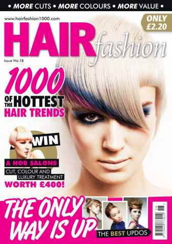 Hair Fashion issue Issue 18