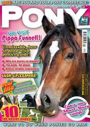 Pony Magazine issue PONY Magazine – April 2014