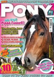 Pony Magazine issue PONY Magazine –April 2014