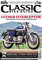 Classic Bike Guide issue April 2014
