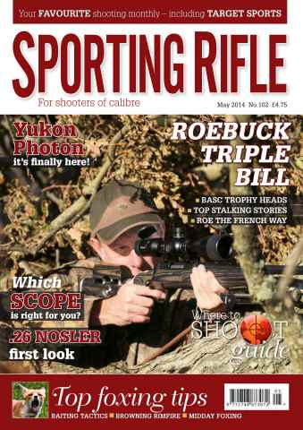 Sporting Rifle issue 102