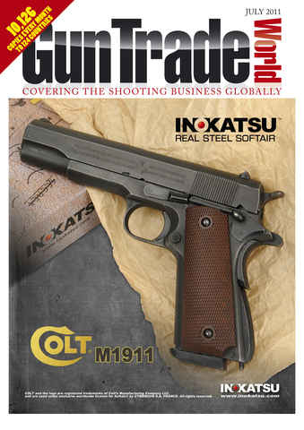 Gun Trade World issue July 2011