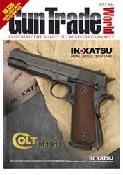 Gun Trade World issue July 2011