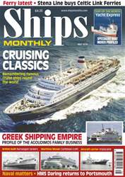 Ships Monthly issue No.593 Cruising Classics