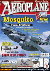 Aeroplane issue No.460 Mosquito