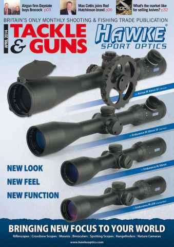 Tackle & Guns issue Tackle & Guns Apr-14