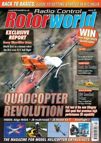 Radio Control Rotor World issue 97