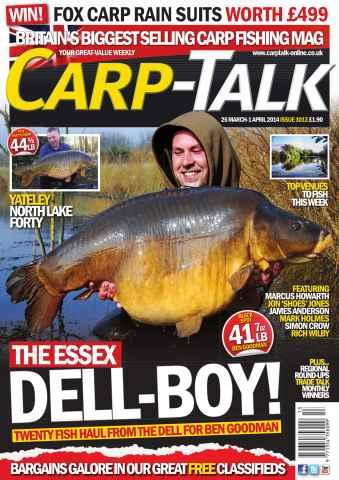 Carp-Talk issue 1013