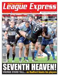 League Express issue 2907
