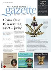 Antiques Trade Gazette issue ATG Issue 2134