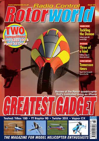 Radio Control Rotor World issue 64