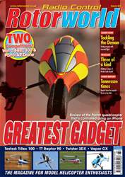 Radio Control Rotor World issue 64