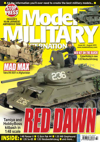 Model Military International issue 64