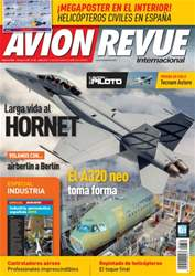 Avion Revue Internacional España issue Número 382