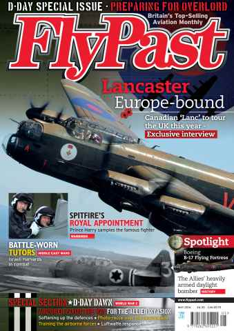 FlyPast issue May 2014