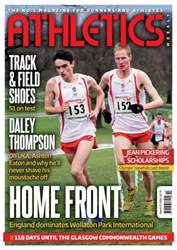 Athletics Weekly issue 27/03/2014