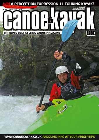 Canoe & Kayak UK issue May 14 (issue 158)
