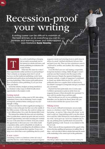 Writing Magazine Preview 12