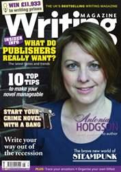 Writing Magazine issue May 2014