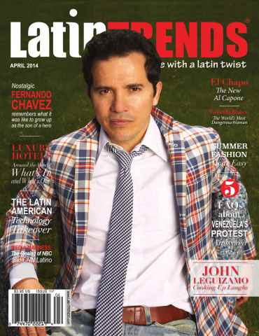 Latin Trends issue Issue 107