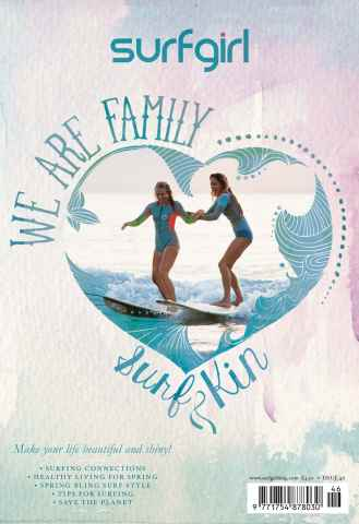 SurfGirl Magazine issue SurfGirl issue 46