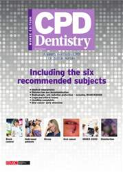 CPD Dentistry – Nurse Edition issue CPD Dentistry Nurse 2014- 2nd Edition