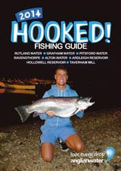 Total FlyFisher issue Hooked Fishing Guide 2014