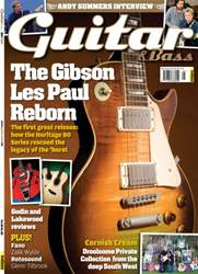 Guitar & Bass Magazine issue May-14