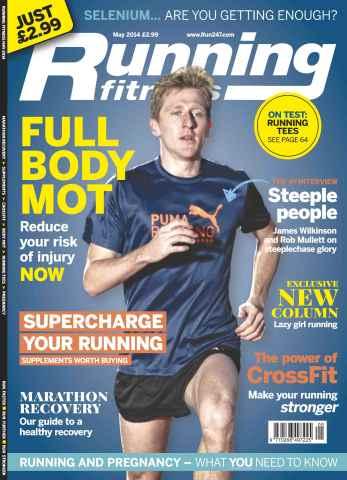 Running Fitness issue No.172 Full Body M.O.T.