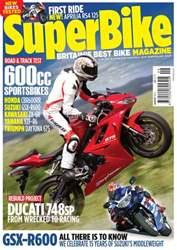 Superbike Magazine issue August 2011