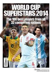 World Cup Superstars issue World Cup 2014