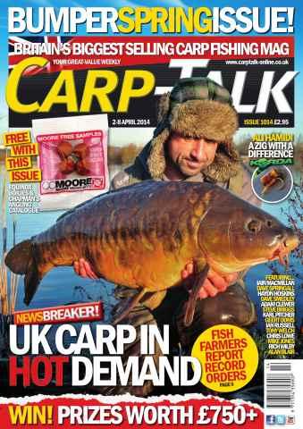 Carp-Talk issue 1014