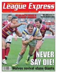 League Express issue 2908