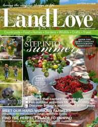 LandLove Magazine issue May/June 2014