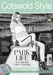 Cotswold Style issue Cotswold Style April 2014
