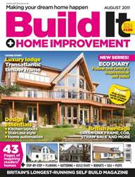 Build It issue August 2011