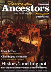 Discover Your Ancestors issue April 2014
